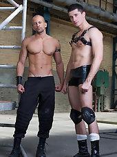 Breno Lopez and Jay Roberts