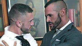 The Male Bond Starring Denis Vega and Emir Boscatto