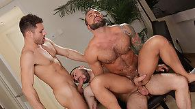 Jet Sex - J Castle - S Rodriguez and, M Torres