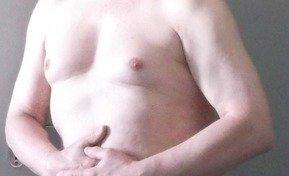 totally naked